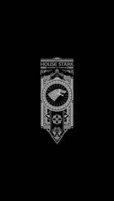 Game of Thrones House StarkのAndroid用壁紙