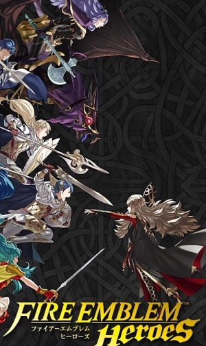 FIRE EMBREM HEROES ファイアーエムブレム ヒーローズのiPhone壁紙