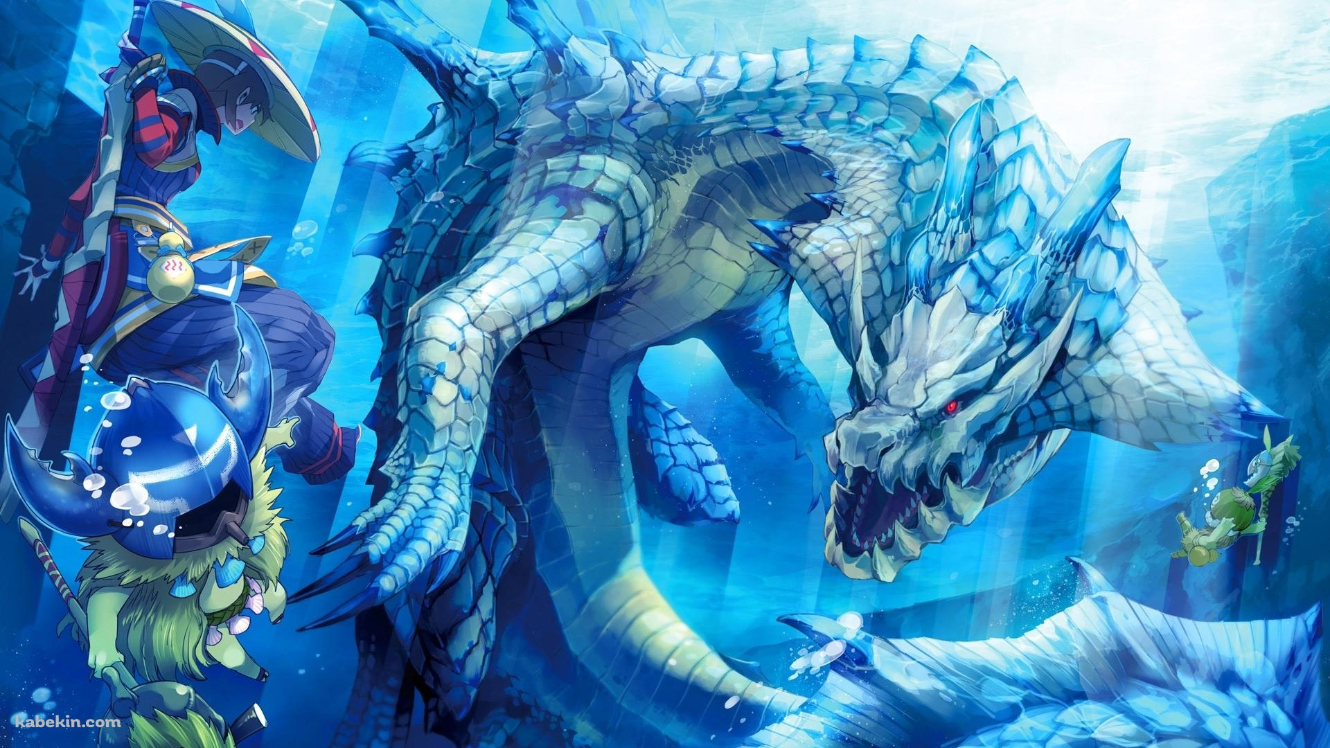 monster hunter hd wallpaper android