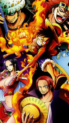 ONE PIECEのAndroid用壁紙