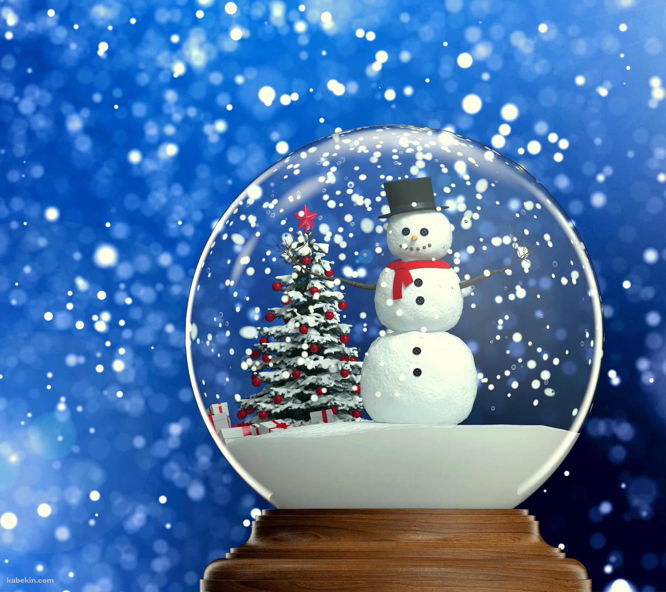 雪だるまのandroid壁紙 2160 X 1920 壁紙キングダム スマホ版