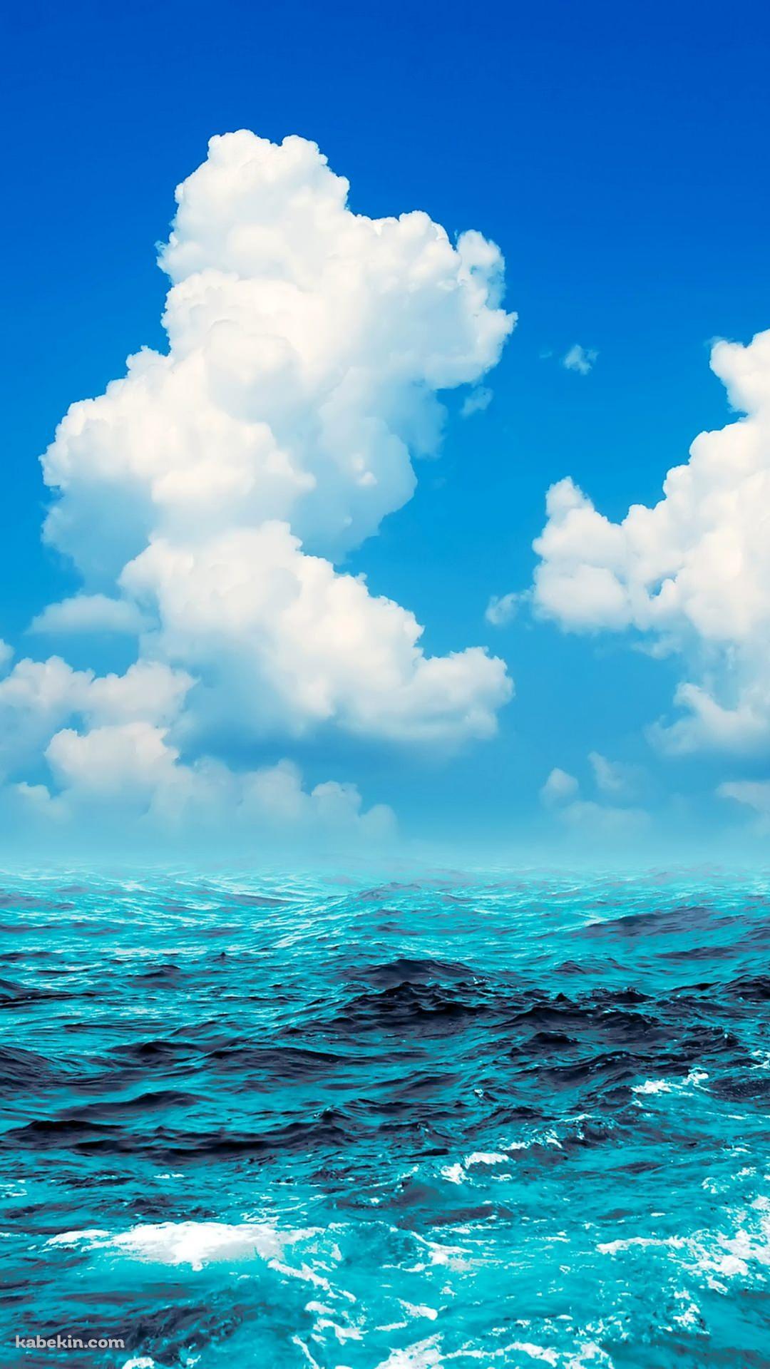 綺麗な空と海のandroid壁紙 1080 X 19 壁紙キングダム スマホ版