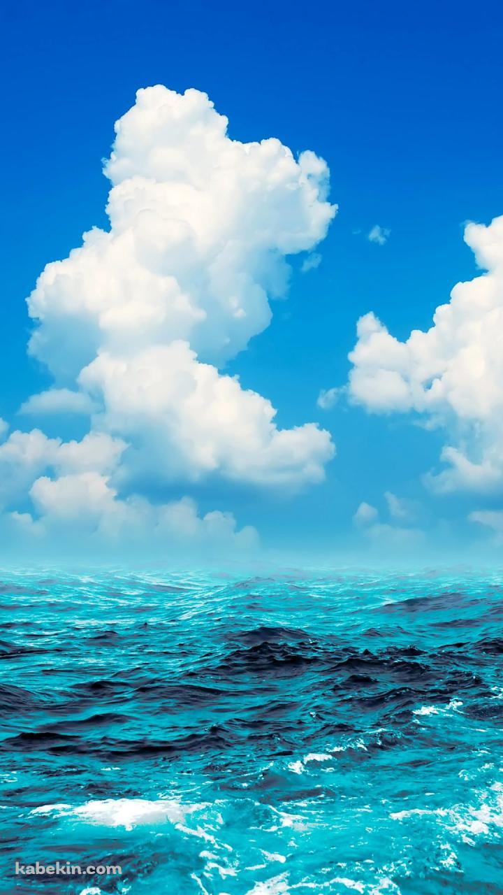 綺麗な空と海のandroid壁紙 720 X 1280 壁紙キングダム スマホ版