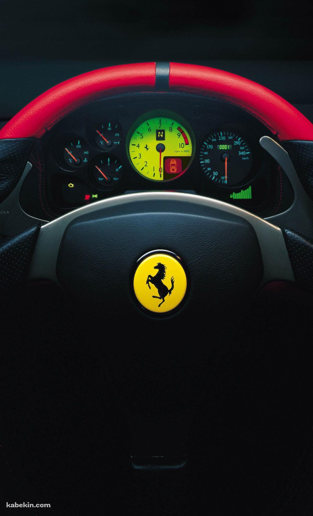 フェラーリ 運転席のandroid壁紙 1080 X 1776 壁紙キングダム スマホ版