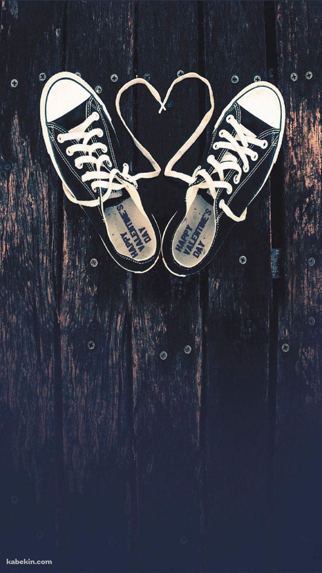靴のハート型の紐のandroid壁紙 1080 X 19 壁紙キングダム スマホ版