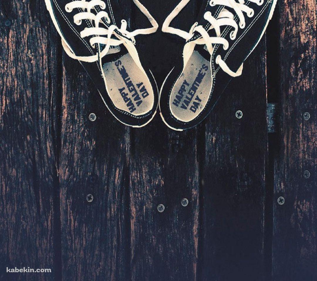 靴のハート型の紐のandroid壁紙 1080 X 960 壁紙キングダム スマホ版