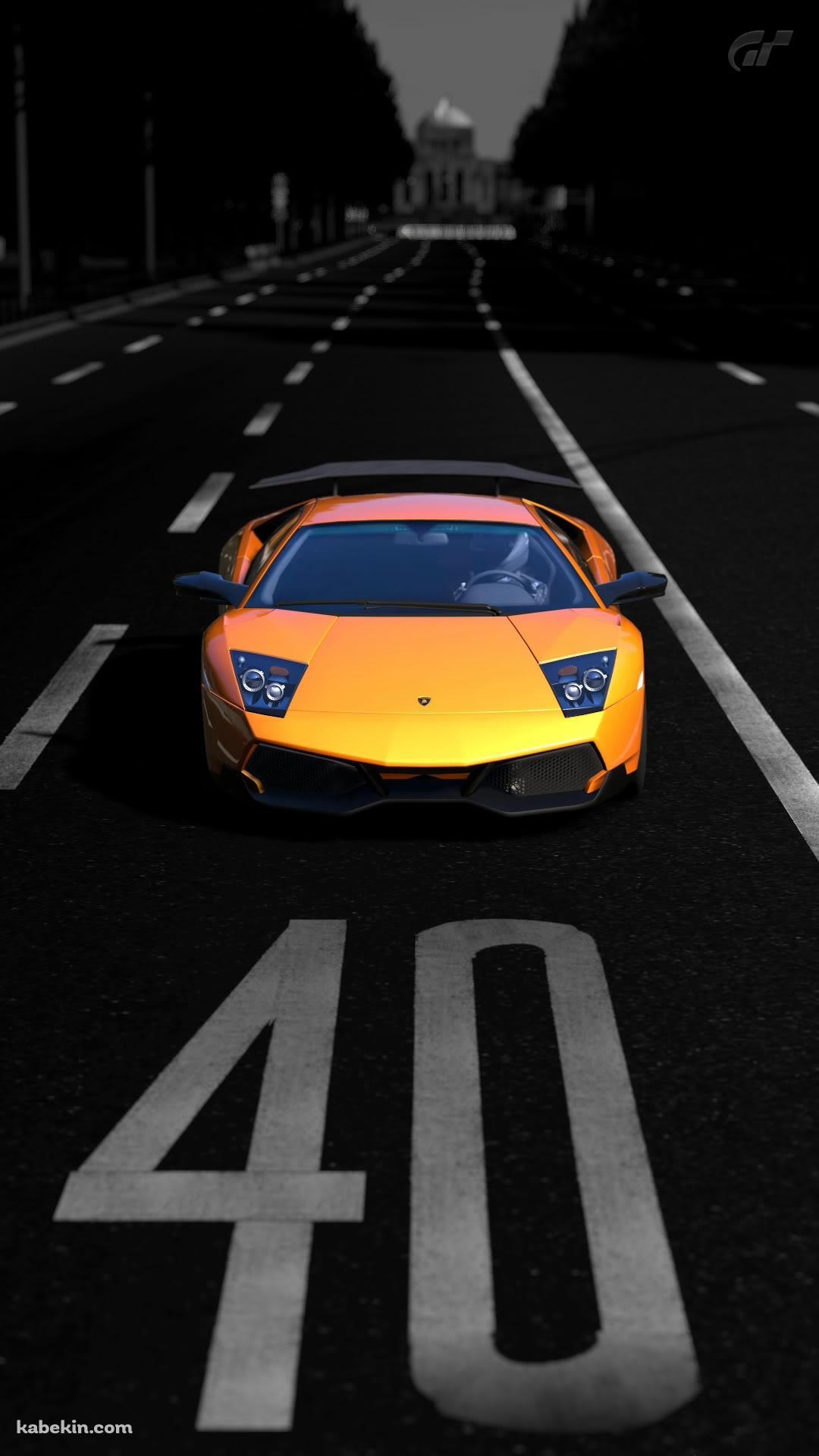 かっこいい黄色いスポーツカーのandroid壁紙 1080 X 1920 壁紙