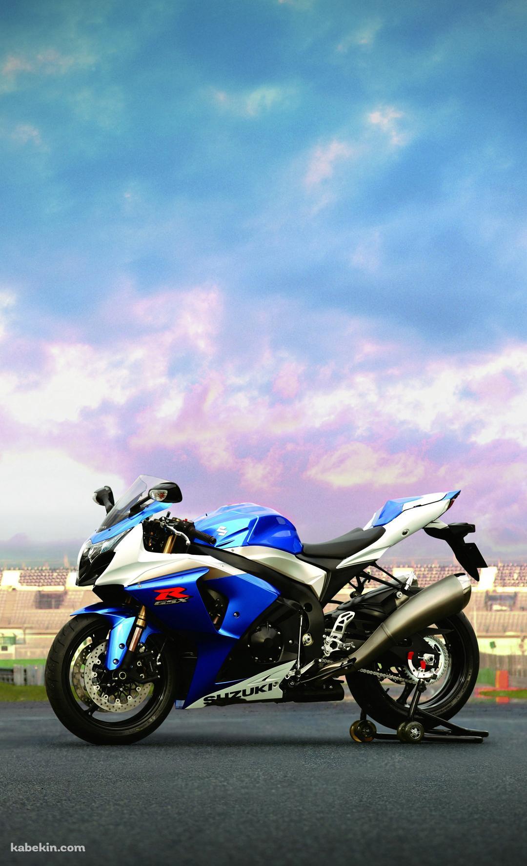 スズキの青いバイクのandroid壁紙 1080 X 1776 壁紙キングダム スマホ版
