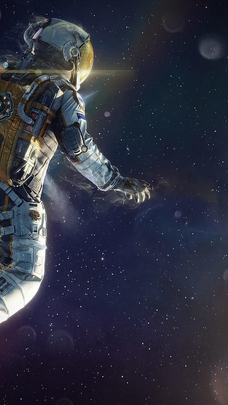 宇宙飛行士のiphone6壁紙 壁紙キングダム スマホ版