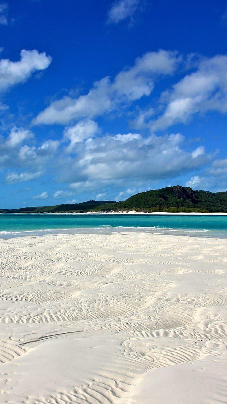 トロピカルなビーチのiphone6壁紙 壁紙キングダム スマホ版