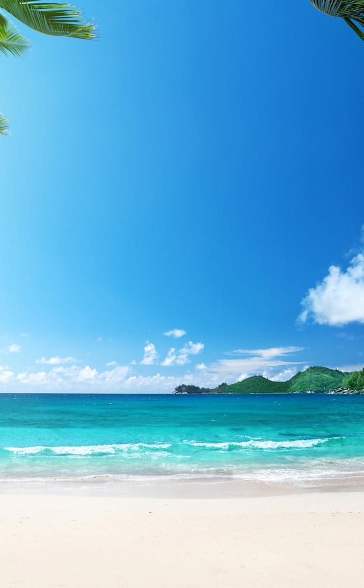 夏のハワイの海のiphone4壁紙 壁紙キングダム スマホ版