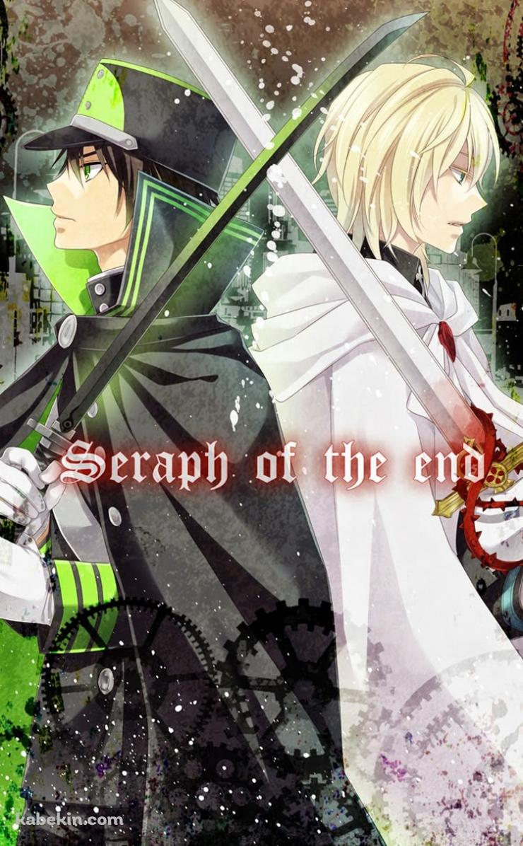 Seraph Of The End Hd Wallpaper Background Image 3507x2226 Id