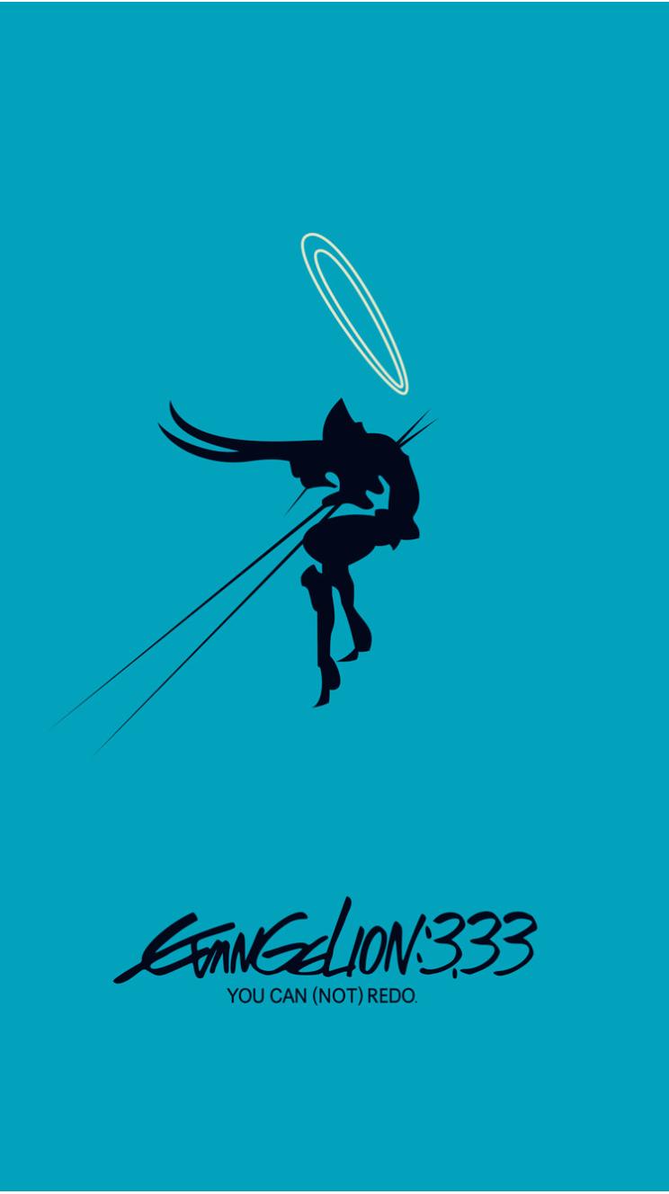 ヱヴァンゲリヲン新劇場版 Qのiphone5壁紙 壁紙キングダム スマホ版