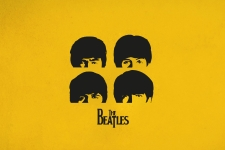 THE BEATLESの壁紙