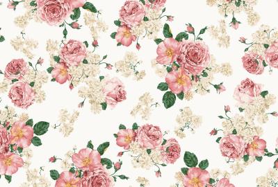 高級感ある花のパターンの壁紙 壁紙キングダム Pc デスクトップ用