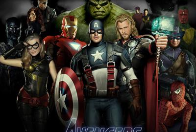 アベンジャーズ avengersの壁紙