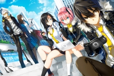 Closers Dimension Conflictの壁紙