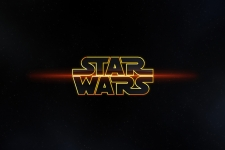 STAR WARS LOGOの壁紙