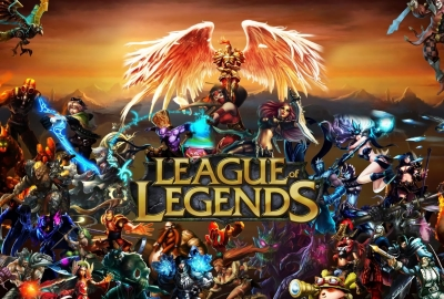 League of Legendsの壁紙