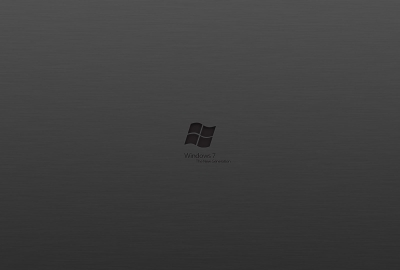 WIndows 7 灰色の壁紙   壁紙キングダム PC・デスクトップ用
