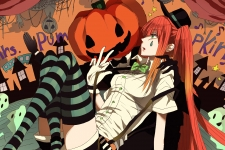 Mrs Pumpkinの壁紙