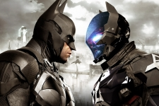 Batman Arkham Knightの壁紙