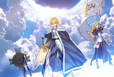fate/grand order フェイト