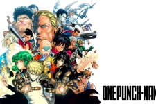 ONE PUNCH MANの壁紙