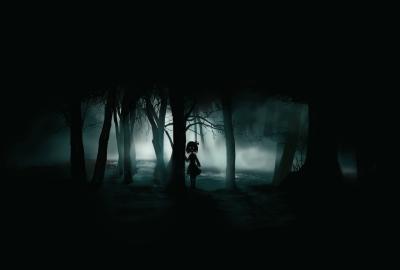 仄暗い森 東方の壁紙 壁紙キングダム Pc・デスクトップ版