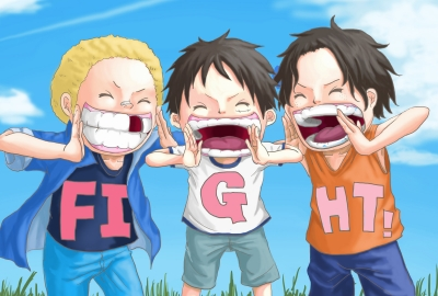 ONE PIECE FIGHTの壁紙